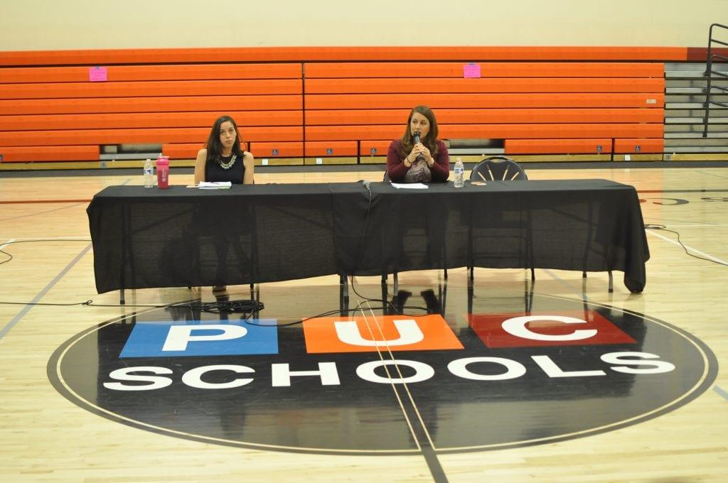 puc schools puc schools hosts lausd school board 2020 Thanksgiving Lausd